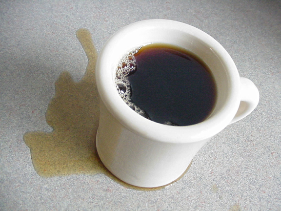 לא בוכים על קפה שנשפך