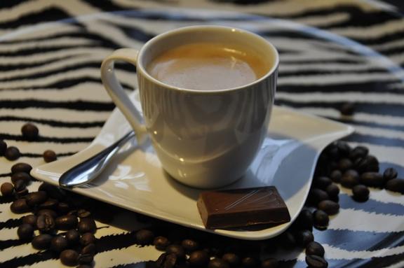 כשהמכונה נקייה, הקפה יוצא מעולה